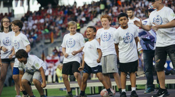 Begeisterte Sportler aus der ganzen Welt reisen zu den UNITED WORLD GAMES nach Klagenfurt an.
