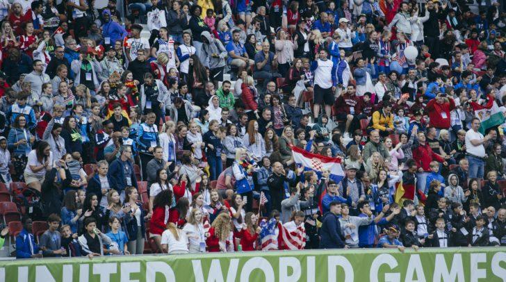Im Jahr 2018 wurde erstmals die 10.000er Marke bei den Teilnehmern geknackt. Heuer werden auch viele neue Nationen an den Spielen teilnehmen.