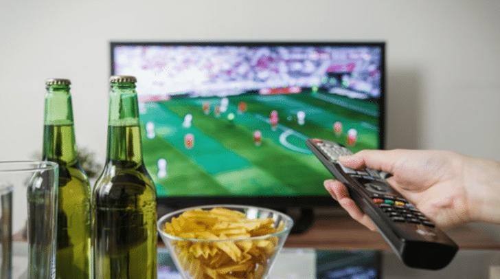 Mit Streaming Diensten jetzt auch zu Hause Live Matches mitverfolgen