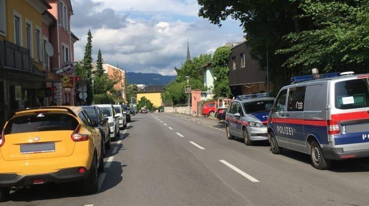 Die Trafik in der Völkendorferstraße wurde überfallen.