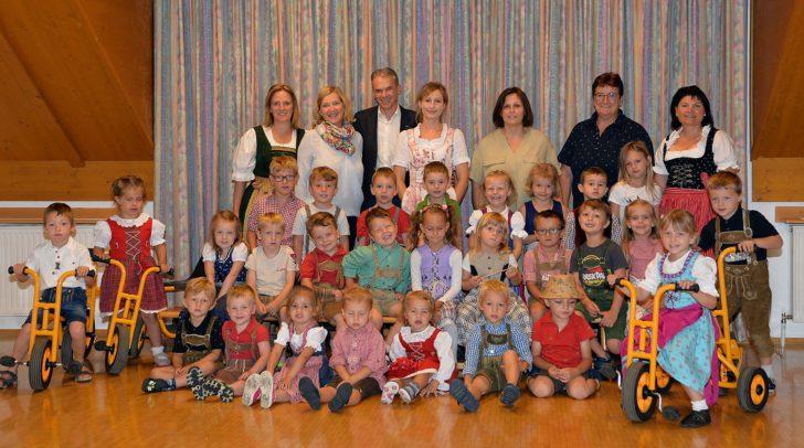25 Jahre Kindergarten Köstenberg wurde gebührend gefeiert!