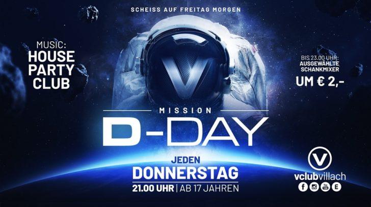 Startet ab 21 Uhr mit DJ Indygo das Partywochenende.