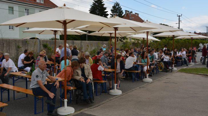 Zahlreiche Besucher werden beim Straßenfest am 11. Juli erwartet.