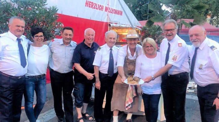 Hunderte Besucher und Gäste kamen zum großen Feuerwehrfest der FF Drobollach.
