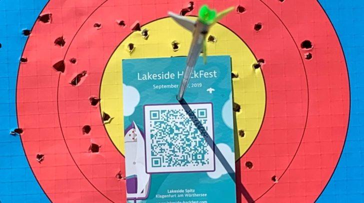 Der Startschuss ist gefallen: Sichere dir jetzt dein Ticket auf www.lakeside-hackfest.com!