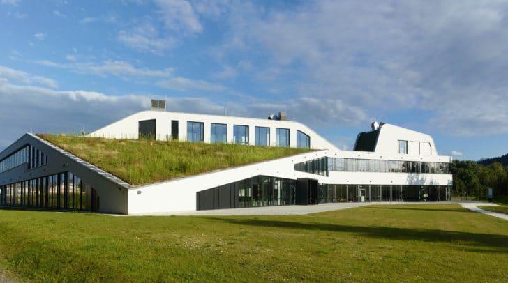In der Kategorie Kleinstunternehmen gewann die im Lakeside Park Klagenfurt angesiedelte Messfeld GmbH.