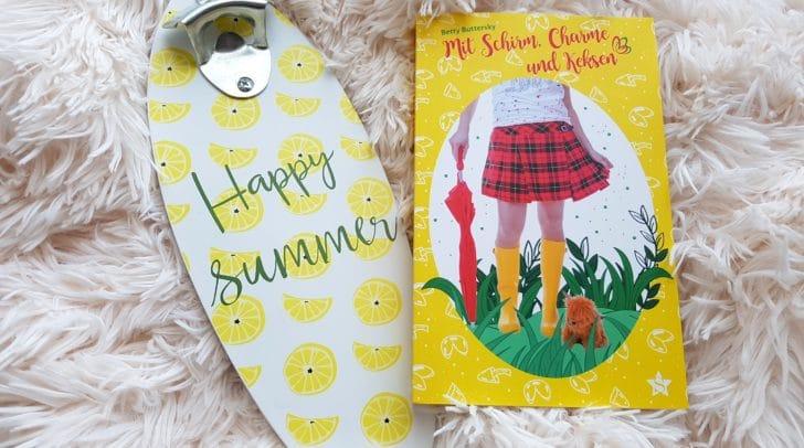 Das Buch als perfekte Sommerlektüre?