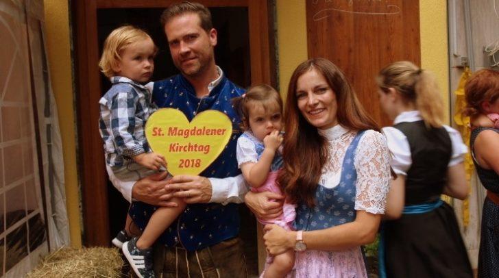 Spaß für die ganze Familie am St. Magdalener Kirchtag.