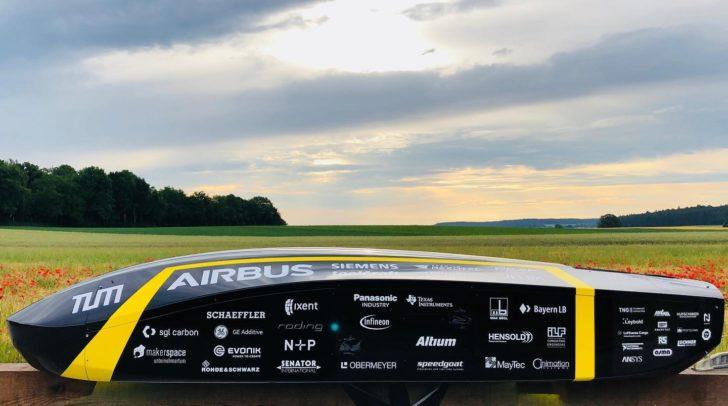 Mit diesem Hyperloop Pod würden wir von Villach bis Wien in rund 45 Minuten reisen.