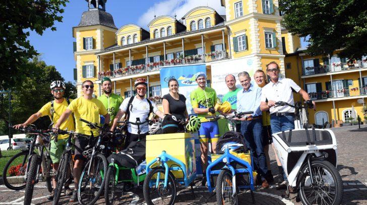 LOKAL 2019-07-10. Velden giro to zero at im Bild: Velden giro to zero at Foto:Hermann Sobe