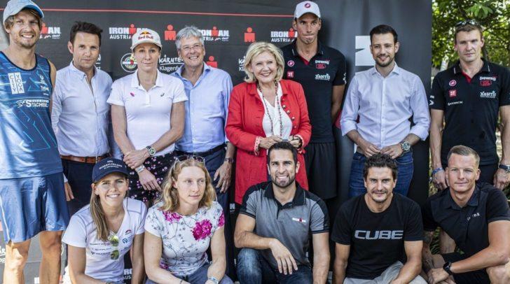 Pressekonferenz  Ironman 2019