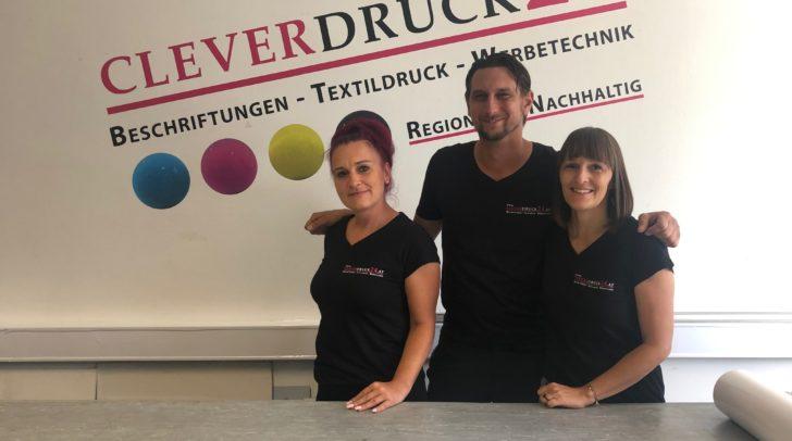 Individuelle Beratung: Das professionelle Team von Cleverdruck24 steht dir mit Rat und Tat zur Seite.