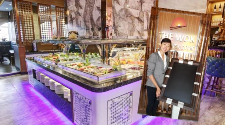 Gewinne einen 100 Euro Gutschein für das All you can eat Buffet bei The Wok.
