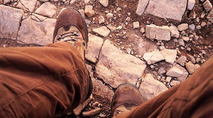 Die 78-Jährige rutschte auf einer Abkürzung aus und konnte nicht mehr selbstständig ins Tal absteigen.