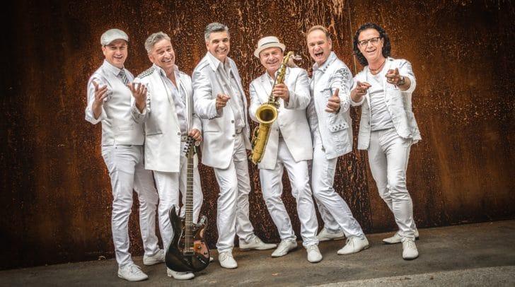 Ende September bringt die erfolgreiche Schlagerband das Unterhaltungszentrum KORONA zum Beben!