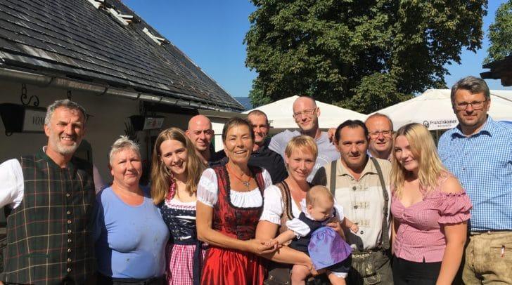 Am 18. August 2019 fand der traditionelle Hundsmarhofer Almkirchtag statt.