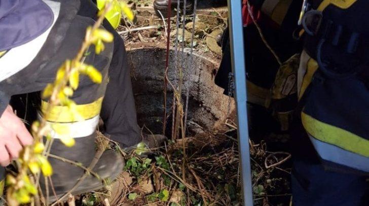 Der Brunnen war vermutlich unzurechend abgesichert.