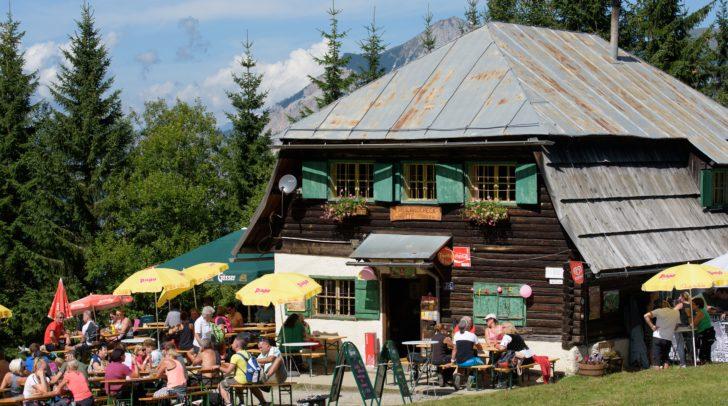 HüttenKult-Auftakt am 1. September bei der Dreiländereck-Hütte