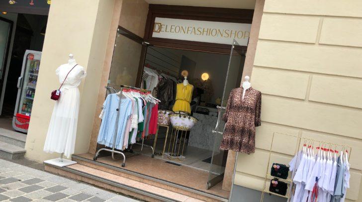 Ein Traum für alle Shopaholics: Im De Leon Fashionshop gibt es eine coole Sommer Sale Aktion.