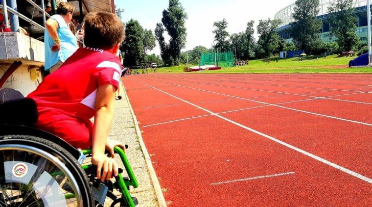 Der Sommersporttag soll den Behindertensport fördern und Spaß an Bewegung bringen.