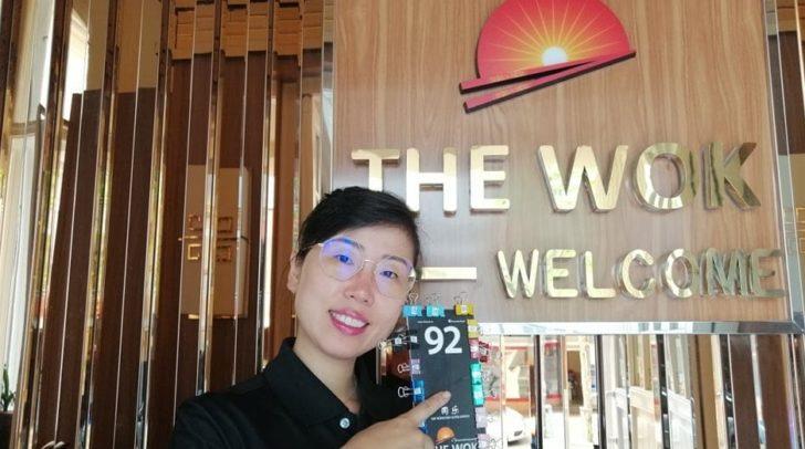 Geschäftsführerin Xiao Li Yang heißt euch herzlich Willkommen