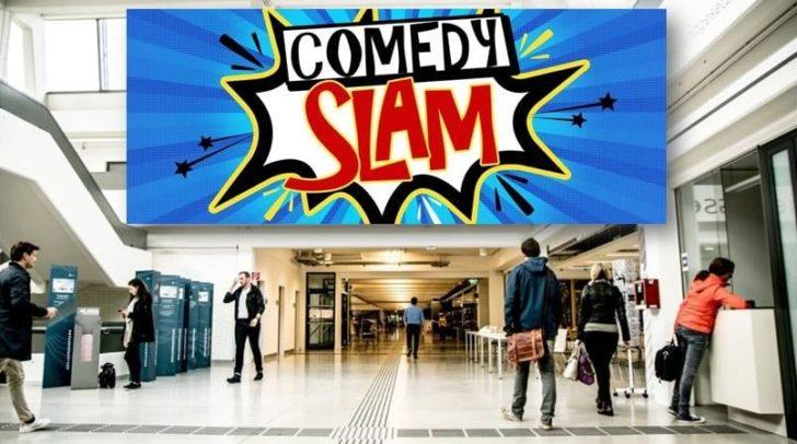 Beim 1. Comedy Slam soll die Alpen-Adria-Universität Klagenfurt zum Epizentrum des Humors werden.