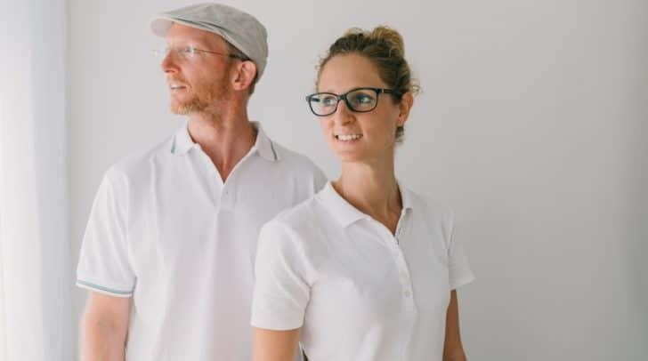 Die beiden Allgemeinmediziner Dr. Annette Langer und Dr. Stephan Domenig bieten in der Gerbergasse medizinische Hilfe in allen Bereichen.