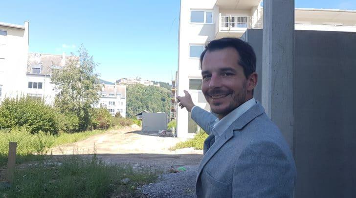 Immobilienprofi Andreas Binder zeigt dir das Wohnprojekt Lebensbalance.