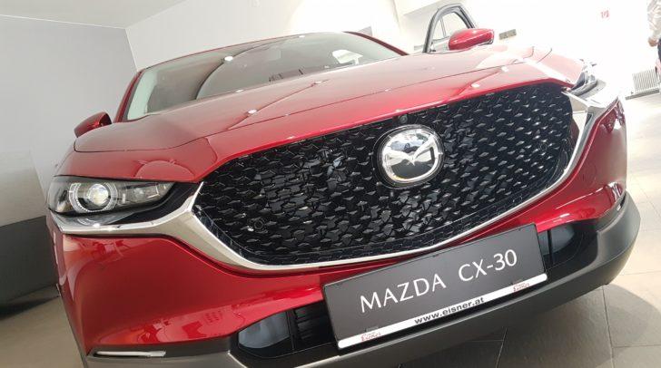 Der Comeback-Bonus bekommst du auf alle Modelle von Mazda.