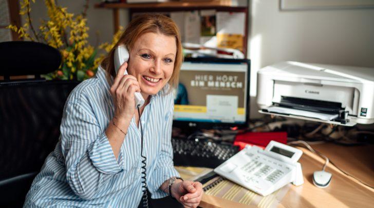 Die TelefonSeelsorge hat ein offenes Ohr für deine Sorgen und Ängste.