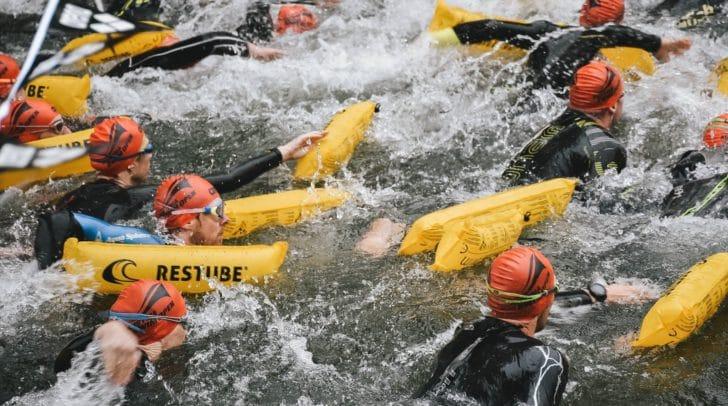 Seid dabei beim Abschluss der Open Water Saison 2019 und schwimmt mit oder feuert die Athleten an.