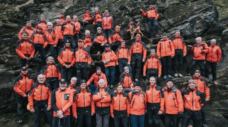 Echte Klagenfurter Helden: Das Team der Bergrettung!