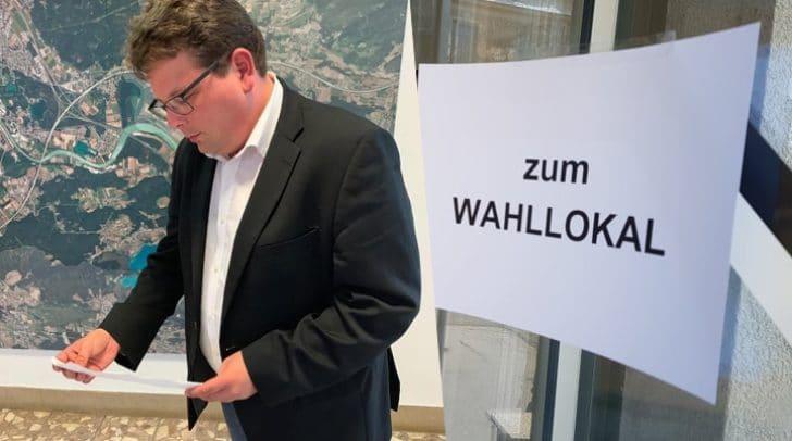 Der österreichweite Trend freut ÖVP Clubobmann Christian Pober: