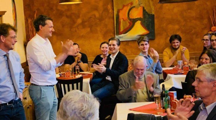 Die Villacher ÖVP feiert das grandiose Wahlergebnis