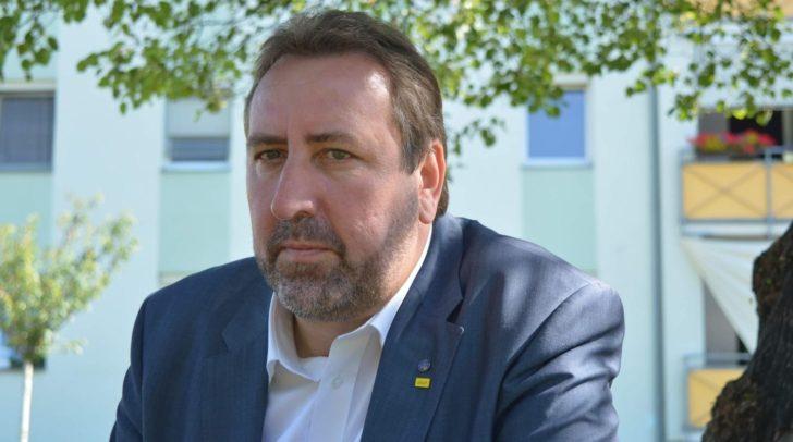Stadtrat Erwin Baumann, FPÖ-Villach