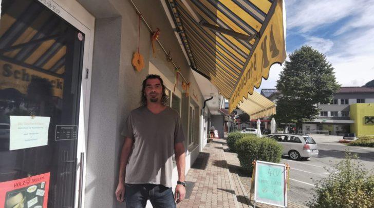 Anton Kleibner betreibt das Juwelier-Geschäft am Gemeindeplatz: