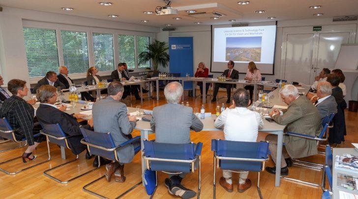 Am 18. September fand die Vorstandssitzung der Industriellenvereinigung Kärnten statt.