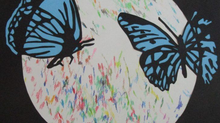"""Eines der Kunstwerke mit dem Titel: """"If I Had Wings"""""""