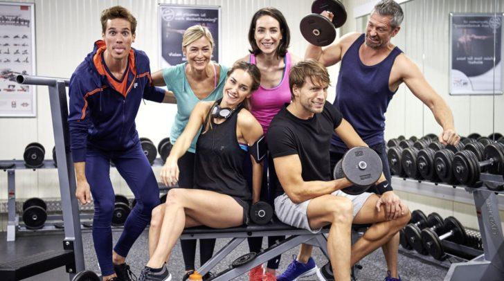 Da kommt Freude auf: Eine neue INJOY Fitnesswelt entsteht aktuell in Klagenfurt.