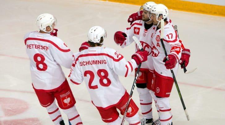 Die Klagenfurter konnten in Norwegen mit 4:0 siegen und kletterten somit wieder auf Tabellenrang 1.