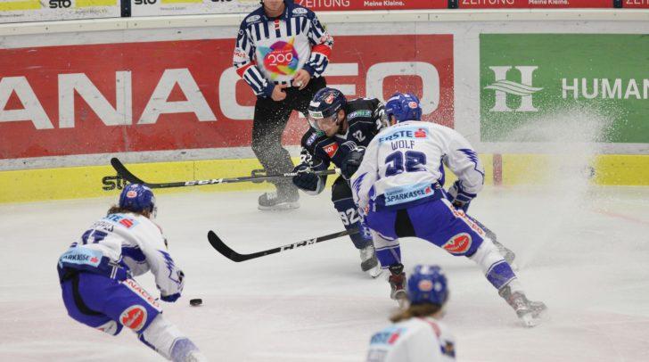 Die Villacher Adler konnten gestern Abend mit 3:1 einen Sieg gegen die ungarischen Gegner erzielen.