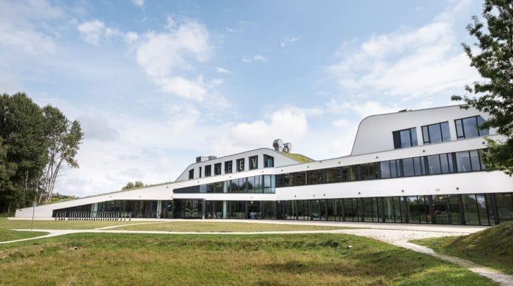 Die Aktionswoche findet im modernen Lakeside Science Technology Park in Klagenfurt statt.