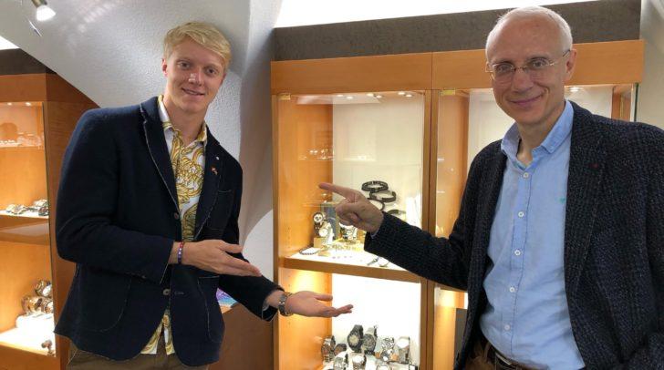 Die Juwelier Profis Paul und Gerald Schützlhoffer, erwecken deine Schmuckträume zum Leben.