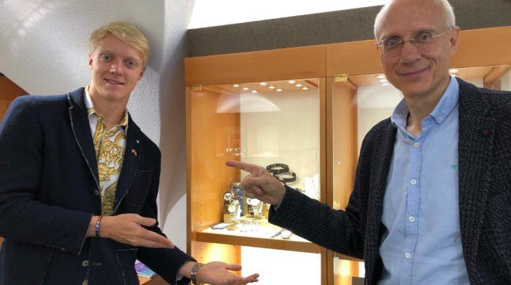 Gerne beraten die Profis Paul und Gerald Schützlhoffer ihre Kunden von nah und fern.