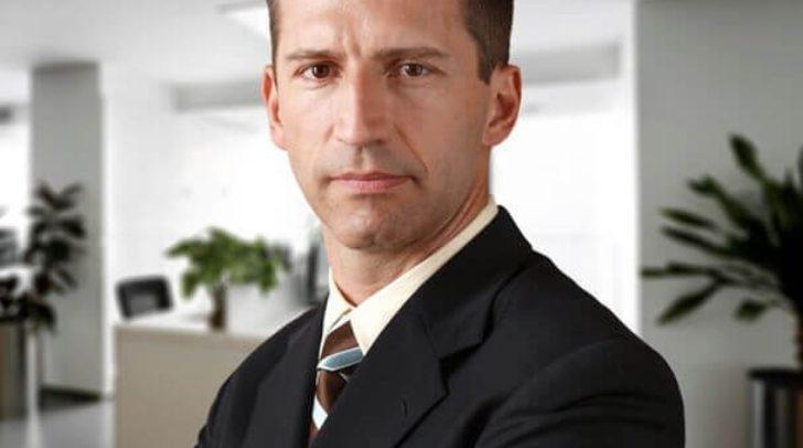 Der Schweizer Datenspezialist Marc Vollenweider.