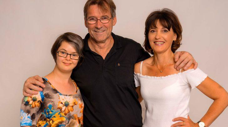 Nina Siutz, Günther Steinacher und Anita Susanne Steinacher