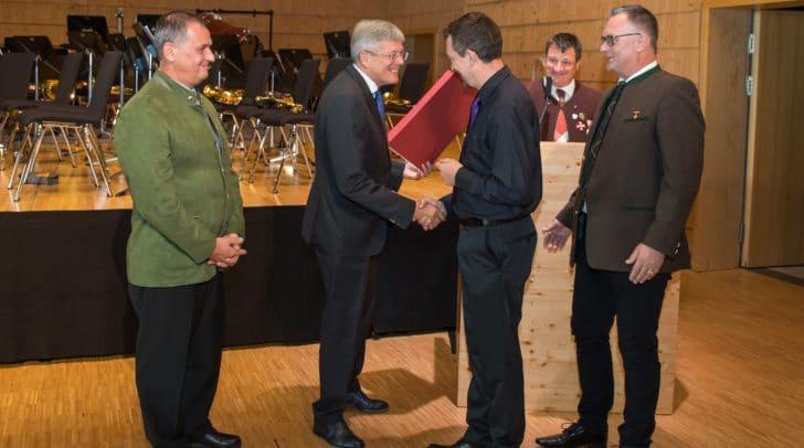 Im Zuge der Generalversammlung wurden verdienstvolle Ehrenamtliche ausgezeichnet.