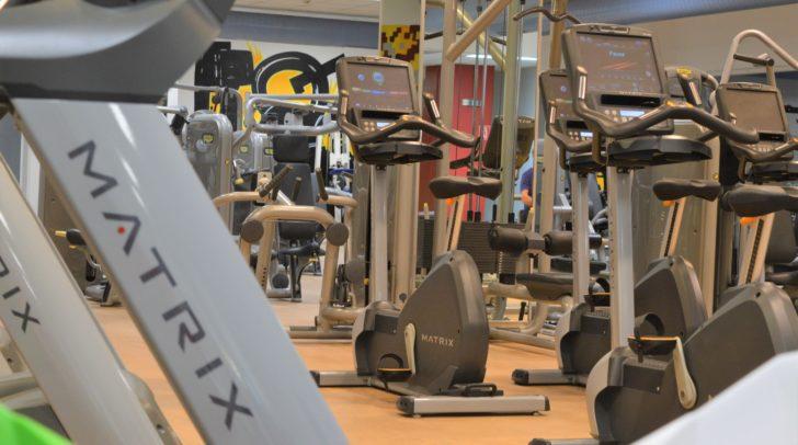 Kraft, Ausdauer, Fitness … los geht's