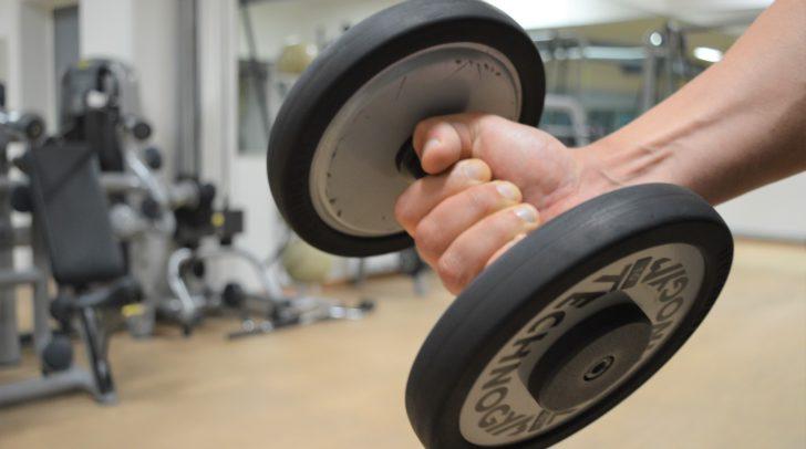 Im Training liegt die Kraft ...