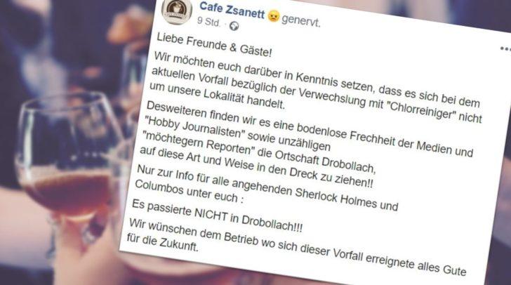 Der Villacher Vorfall macht den Gastronomen und Hotelbetrieben in Drobollach zu schaffen.